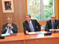 IMSEE - On 10 October, the IMSEE's Scientific Council met for the second time since the Institute was founded in January.Their president, Prof. Pierre-André Chiappori made his recommendations:    Redefinition of lists of activities  Establishment of structural indicators  Availability of administrative information in order to render public budgets more transparent  Creation of surveys concerning consumption habits