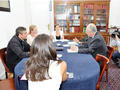 "ME - On 22 July, H.E. Mr Michel Roger responded to the comments made by the Editor-in-Chief of l'Express on the programme ""C dans l'air"". In the presence of the journalists, he reflected on ""the sentiment of the Monegasque community, and also the residents of the Principality"" and reiterated that ""Monaco is an independent and sovereign State, recognised as such for a long time by the international community."""