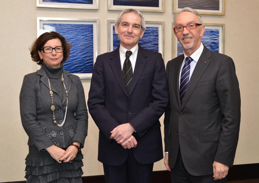 Accreditation of Ambassadors / News / Monaco Worldwide / Policy ...