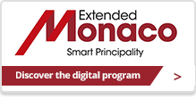 Discover the digital program Extended Monaco