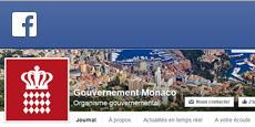 Click here to see the page of the Prince's Government on Facebook