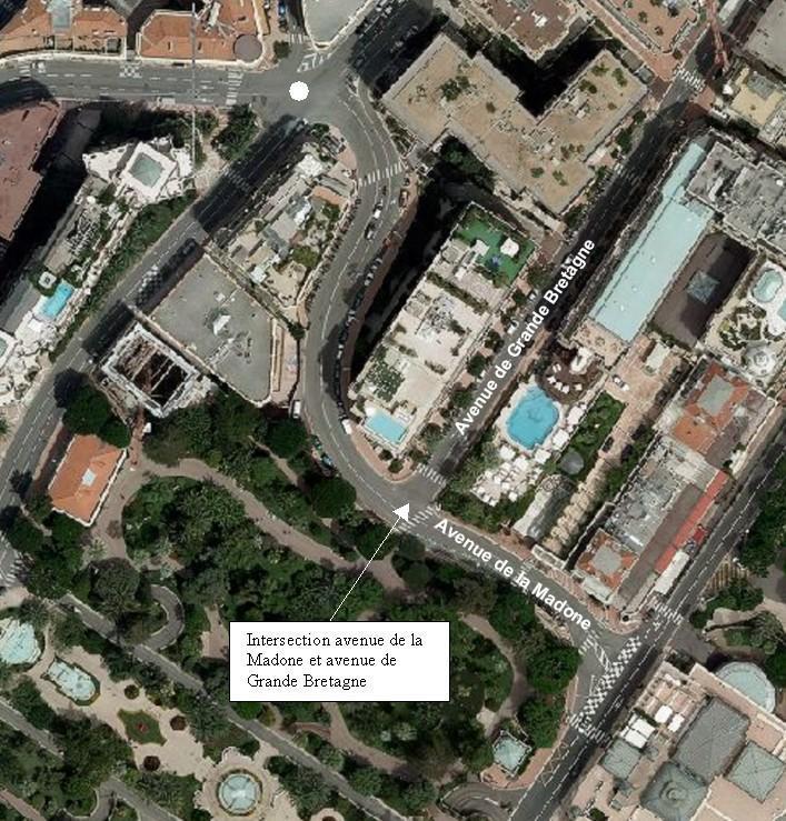 Reversal of priority avenue de la madone and avenue de - Office du tourisme de grande bretagne ...