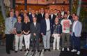 Amao - H.S.H. Prince Albert II and the members of the Monegasque Association of Olympic Athletes at this meeting ©Government Communication Department - Stéphane Danna