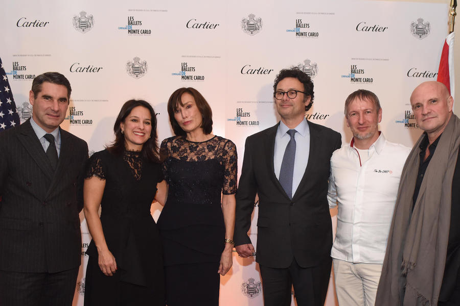 Monaco s consulate general and cartier celebrate first for Consul performance