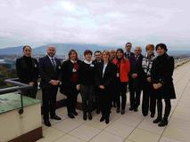CEDAW - The Monegasque delegation. ©DR