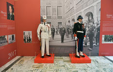 Expo bicentenaire carabiniers - ©Direction de la Communication/Charly Gallo