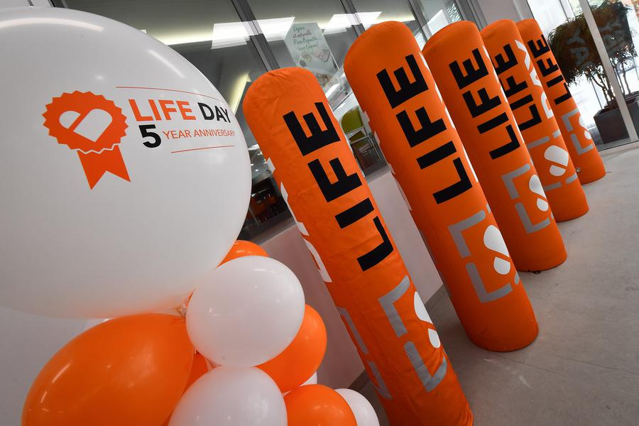 SBM Offshore - 5th Life Day, in Partnership with the Mission