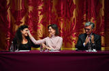 Voir la photo - HRH Princess of Hanover with Cecilia Bartoli and Jean-Louis Grinda © Direction de la Communication – Charly Gallo