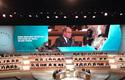 One planet summit - H.S.H. the Sovereign Prince at One Planet Summit ©DR