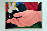 Voir la photo - © Government Communication Department – Charly Gallo Photo caption: Tom WesselmannGina's Hand, 1972–82Oil on canvas© The Estate of Tom Wesselmann/Licensed by VAGA, New York