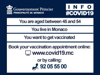 I'd like to get vaccinated against COVID-19. What do I need to do?