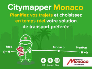 CityMapper - A Smart Way to Travel Around Monaco!