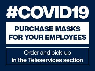 How to purchase masks for your employees
